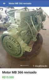 Motor MB 366 Revisado
