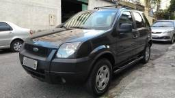 Ford Ecosport xls 1.6 2005, gnv 16, placa mercosul, ipva 2019 pg, 5 pneus novos!!! - 2005