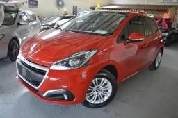 Peugeot 208 Active Pack 1.2 flex 12V 5p Mec. - Vermelho - 2019 - 2019