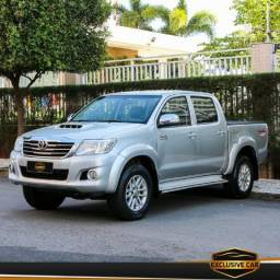Toyota Hilux 3.0 Srv 4x4 Turbo Diesel 2013 - 2013
