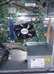 Pra sair logo>Computador Lenovo Com Monitor