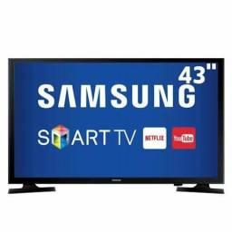 Smart tv 43 full hd garantia