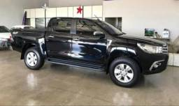Vendo Toyota Hilux 2018 2.8 SRV 4X4 a diesel automática - 2018
