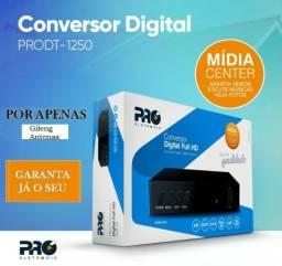 Conversor Digital Proeletronic Full Hdtv Prodt-1250