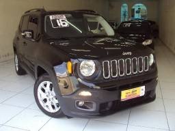Jeep Renegade Longitude 1.8 Automática ano 2016 Completa - 2016