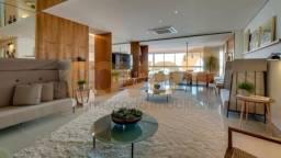 Apartamento à venda com 3 dormitórios em Setor marista, Goiânia cod:NOV235539