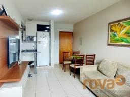 Apartamento à venda com 2 dormitórios em Parque amazônia, Goiânia cod:NOV235731