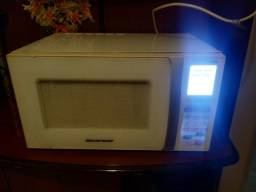Microondas Brastemp com grill