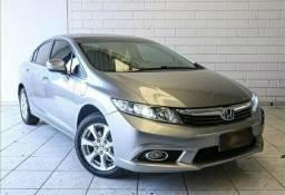 Honda Civic 1.8 EXS 2012 *IMPERDÍVEL - 2012
