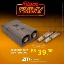 Conector SB-175A/600V - Oferta!!! ZM Equipamentos - Black Friday