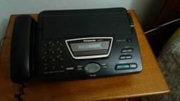 Aparelho de fax panasonic kxft 71