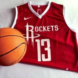 Regata Houston Rockets Basquete - Treino