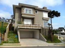 Casa de condomínio à venda com 4 dormitórios em Santa felicidade, Curitiba cod:8501