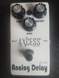Pedal delay axcess