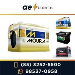 Bateria 150Ah para ônibus, caminhão mercedes e volvo