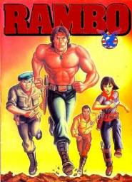 Desenho Antigo - Rambo e a Força da Liberdade