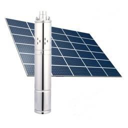Bomba Solar - Kit Completo Bomba E Painel 270w 95m 24v