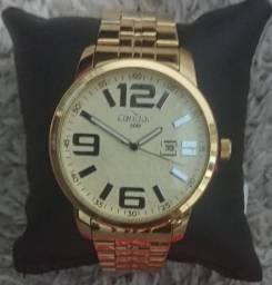 Relógio Masculino Condor Dourado