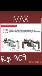 Estação de trabalho Max PROMOÇÃO