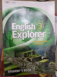 Livro didático - English Explorer 3: Student Book + Multirom