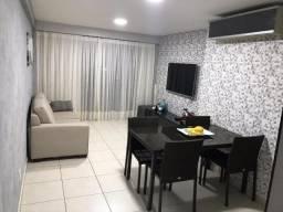Apartamento com 2 dormitórios à venda, 65 m² por R$ 430.000,00 - Porto das Dunas - Aquiraz