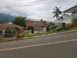 Terreno à venda no bairro Água Verde - Jaraguá do Sul/SC