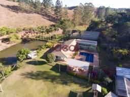 Sítio à venda, 8 quartos, 5 vagas, Zona rural - Viçosa/MG