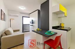 Apartamento 1 quarto à venda no bairro Centro em Curitiba!