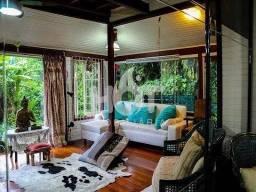 Casa à venda com 3 dormitórios em Lagoa da conceição, Florianópolis cod:HI72194
