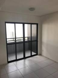 Apartamento com 3 dormitórios para alugar, 63 m² por R$ 2.100,00/mês - Torre - Recife/PE