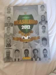 Vendo álbum brasileiro de 2012 quase completo