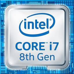 Processador Intel Core i7-8700 8ª Geração LGA 1151