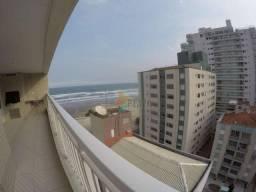 Apartamento com 3 dormitórios para alugar, 123 m² por R$ 3.800/mês - Aviação - Praia Grand