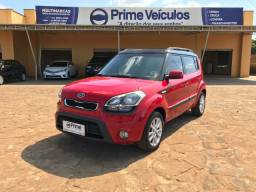 KIA  SOUL EX 1.6 MANUAL 2011/2012
