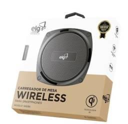 Carregador Wireless De Mesa Para Celular (novo)