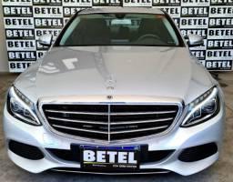 Mercedes C180 Exclusive 2018 Muito Conservada