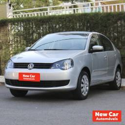 Polo Sedan 1.6 8v , 2013 C \ Som Original , 04 Pneus novos , Impecavel # # # #
