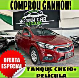 TANQUE CHEIO SO NA EMPORIUM CAR!!! ONIX 1.0 LT ANO 2017 COM MIL DE ENTRADA