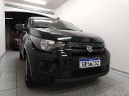 Fiat Mobi Completo - 3 mil km - 2020/2020