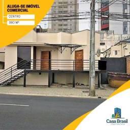 Imóvel comercial para alugar no Centro - Ponta Grossa