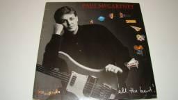 LP - Paul Mc Cartney - All The Best ! 1987 Capa Dupla com Encartes - 2 x Lps