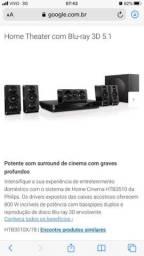 Vendo home theater Blu-ray 3D