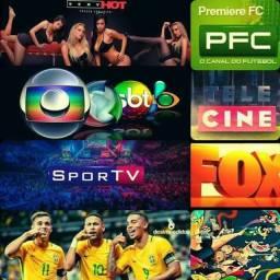 Canais de Tv por um valor mínimo