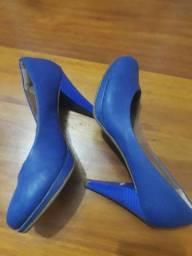 Sapato azul n 36