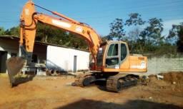 Escavadeira hidráulica Doosan 2012