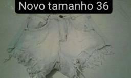 Shorts 34 e 36