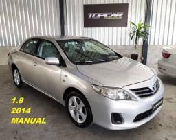 Toyota corolla gli 1.8 completo aceito troca e financio