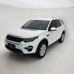 Land Rover Discovery Sport SE - Diesel 2017 - 5 lugares