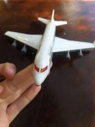 Avião Modelismo Coleção Brinquedo