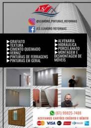 Leandro Silva pinturas e reformas